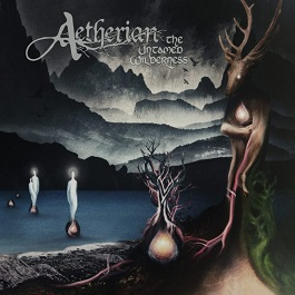 Aetherian melodeath the untamed wilderness cover