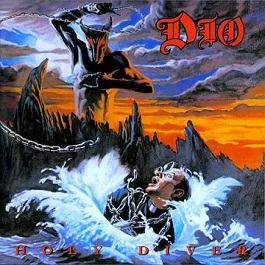 Dio holy diver ronnie james dio metal klassiker
