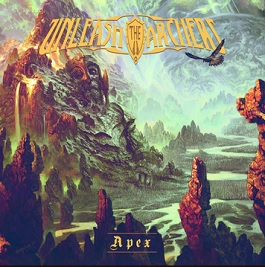 Unleash the Archers apex cd album review 2017