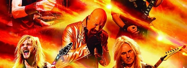 judas priest megadeth tour live germany concert
