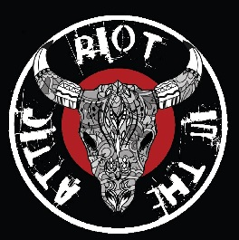 riot in the attic logo