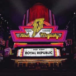 royal republic tour 2019