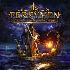 the ferrymen cd album 2017 mike terrana drummer