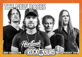 the new roses live tour 2018
