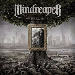 Mindreaper cd release mirror construction new album