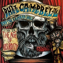 Phil Campbell the age of Absurdity