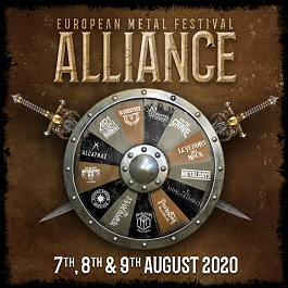 european metal festival alliance august 2020