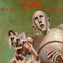 queen news of the world review