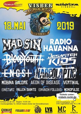 visbek rockt open air festival 2019